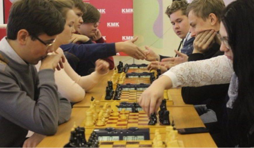 Репортаж о шахматном турнире