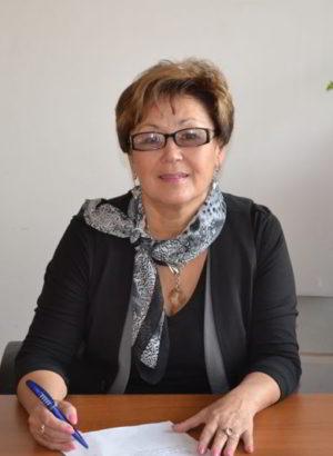 Попова Элеонора Валентиновна
