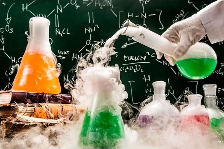 Занимательные опыты по химии