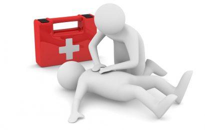 Набор на профессиональное обучение по программе «Обучение оказанию первой помощи пострадавшим на производстве»