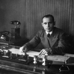 Черкасов Петр Семёнович директор с 1952 года по 1979 год
