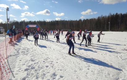 Лыжные гонки памяти П. С. Черкасова