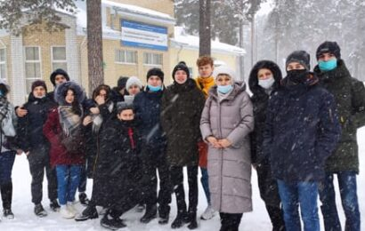 Экскурсия студентов КМК в Выксунский филиал НИТУ МИСиС